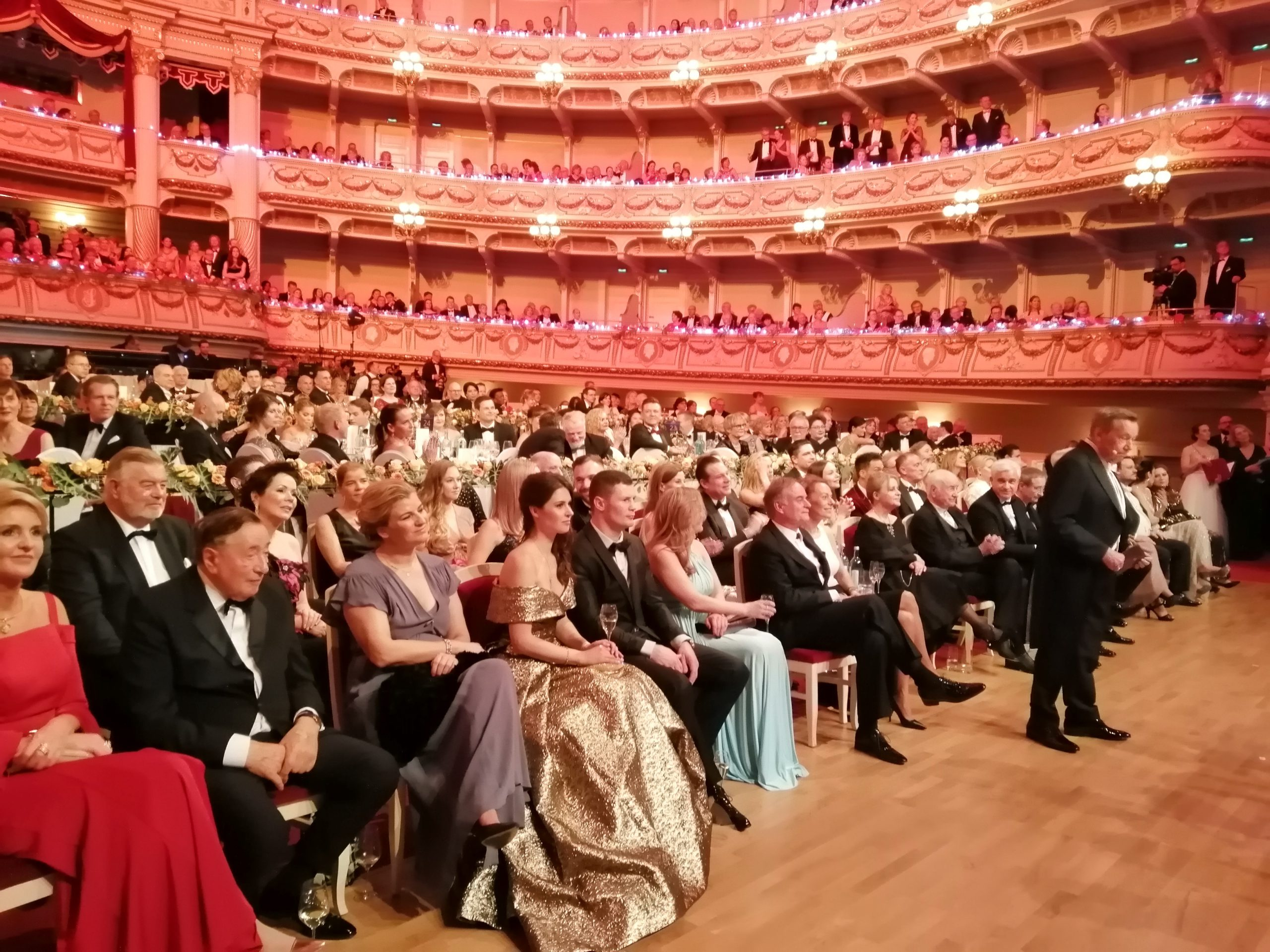 "Обновление началось – ""Квартет"" теперь выступает за ""SemperOpernball"""
